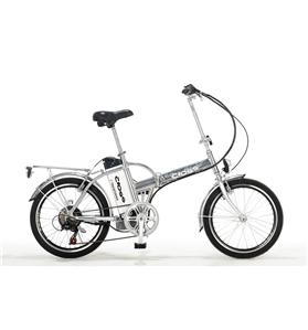 Cross E-transformer vouwfiets Lithium - 2011