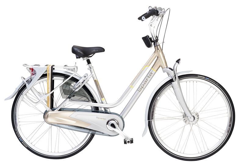 sparta fiets hybride